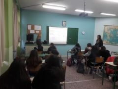 Δράση σεξουαλικής διαπαιδαγώγησης στο Γυμνάσιο Μακροχωρίου