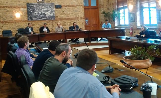 Βέροια: Σύσκεψη για το  ΚΟΜΦΟΥΖΙΟ