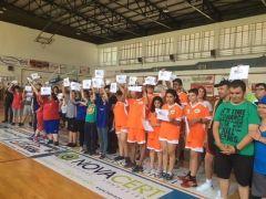 Αγώνες μπάσκετ Σχολικών Μονάδων Ειδικής Αγωγής διοργάνωσε η Διεύθυνση Δευτεροβάθμιας Εκπαίδευσης