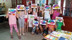 Καλοκαιρινή Εκστρατεία Ανάγνωσης και Δημιουργικότητας 2018 στην Δημοτική βιβλιοθήκη Βέροιας