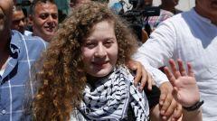 Για την απελευθέρωση της Παλαιστίνιας Άχεντ Ταμίμι