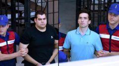 Αποφυλακίζονται οι δύο Έλληνες στρατιωτικοί
