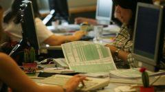 Μέχρι σήμερα η υποβολή των φορολογικών δηλώσεων