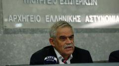 Παραιτήθηκε ο υπουργός για την Προστασία του Πολίτη Νίκος Τόσκας