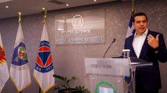 Νέα επικοινωνιακή φιέστα πάνω στα αποκαΐδια με την αναδιοργάνωση της γγ Πολιτικής Προστασίας