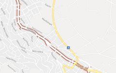 Διαπλάτυνση οδού Πιερίων, από οδό Μανδηλαρά έως οδό Απόλλωνος