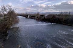Καθαρισμοί και αντιπλημμυρικά έργα στην Τάφρο 66 και τον ποταμό Λουδία