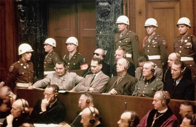 1/10/1946: Το Δικαστήριο της Νυρεμβέργης βγάζει τις αποφάσεις του