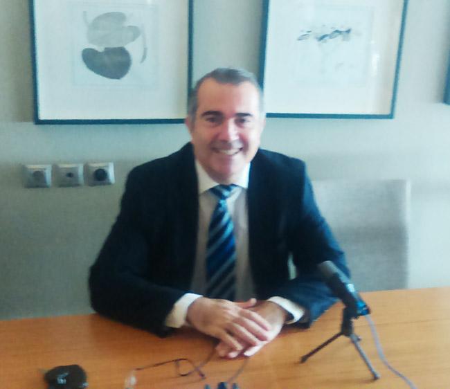 Ο Παύλος Παυλίδης υποψήφιος δήμαρχος Βέροιας