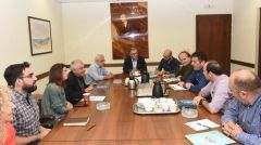 Συνάντηση του Δ. Κουτσούμπα με αντιπροσωπεία της Διδασκαλικής Ομοσπονδίας Ελλάδας