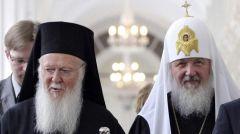 ΠΑΤΡΙΑΡΧΕΙΟ ΜΟΣΧΑΣ:  Διακόπτει κάθε επαφή με το οικουμενικό Πατριαρχείο της Κωνσταντινούπολης