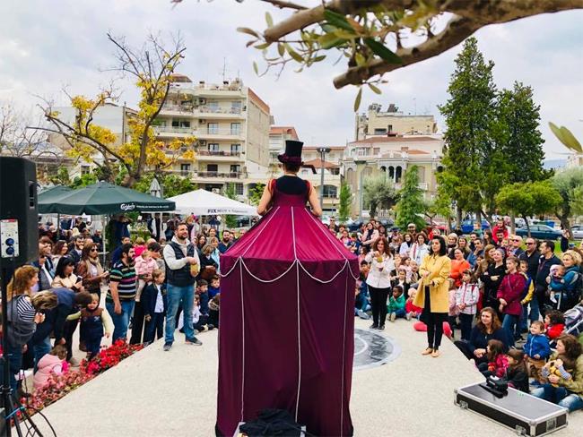 Επεσε η αυλαία του Διεθνούς Φεστιβάλ Κουκλοθέατρου και Παντομίμας, που διοργάνωσε η Κ.Ε.Π.Α.