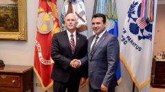 ΗΠΑ: Πανηγυρίζουν για το αποτέλεσμα της ψηφοφορίας στο κοινοβούλιο της ΠΓΔΜ