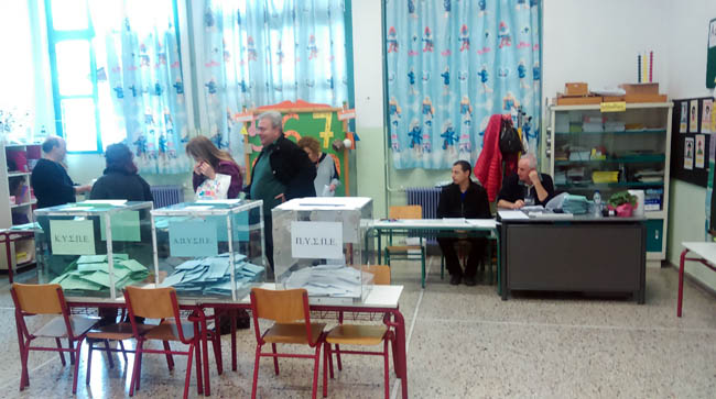 «Γαλαζοπράσινη» κυριαρχία στις εκλογές του ΠΥΣΠΕ Ημαθίας