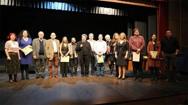 Ποιοι βραβεύτηκαν στον 8ο Πανελλήνιο Λογοτεχνικό Διαγωνισμό «Δημ. Βικέλας»