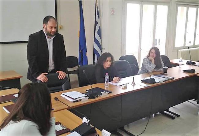 Συνάντηση δικτύωσης και ενημέρωσης με τις Κοινωνικές Δομές και Υπηρεσίες του Δήμου Νάουσας