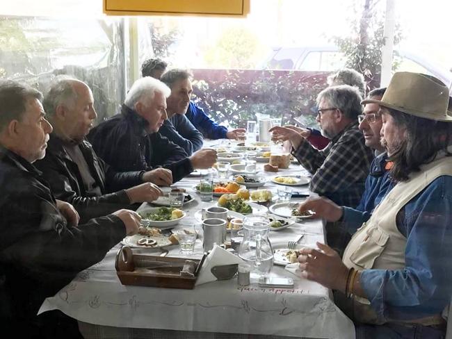 Συνάντηση Γ. Ουρσουζίδη με αγρότες