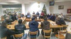 Σύσκεψη συντονισμού αγροτικών συλλόγων στη Νάουσα