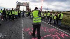 Για τις κινητοποιήσεις των  «Κίτρινων Γιλέκων» στη Γαλλία