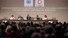 ΔΙΑΣΚΕΨΗ ΤΟΥ ΜΑΡΑΚΕΣ: Εγκρίθηκε το λεγόμενο Παγκόσμιο Σύμφωνο για τη Μετανάστευση