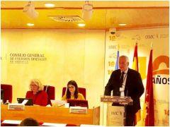 Ο Τάσος Βασιάδης στην τακτική συνδιάσκεψη των Ευρωπαϊκών Ιατρικών Συλλόγων στην Μαδρίτη