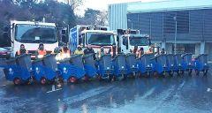 Δήμος Νάουσας: Εξοπλισμός υπηρεσίας καθαριότητας του Δήμου