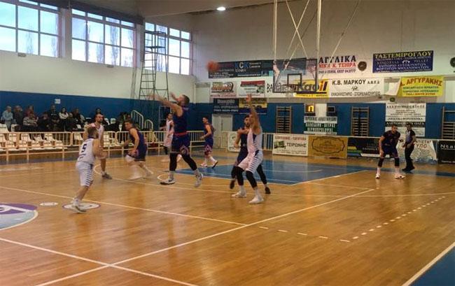 Μεγάλη νίκη του ΦΙΛΙΠΠΟΥ στα Φάρσαλα στο μπάσκετ