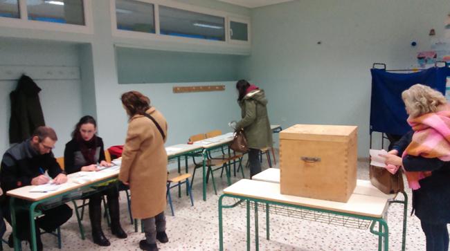 Πρώτη δύναμη η ΔΑΚΕ στις εκλογές της ΕΛΜΕ Ημαθίας