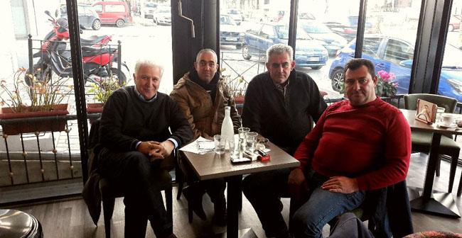 Συνάντηση Γ. Ουρσουζίδη με τον Σύλλογο Τευτλοπαραγωγών Κεντρικής Μακεδονίας