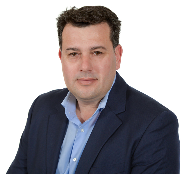 Δημοτικές εκλογές: ΔΗΛΩΣΗ Κ. ΝΑΛΜΠΑΝΤΗ