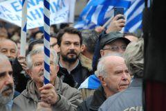 Τάσος Μπαρτζώκας :Το μήνυμα των Ελλήνων είναι ξεκάθαρο