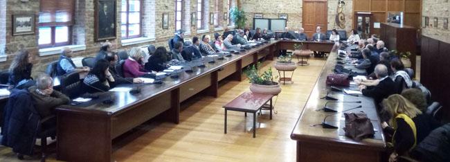 Πραγματοποιήθηκε η ενημερωτική συνάντηση των Διευθυντριών/ντών των Σχολείων της Πρωτοβάθμιας και της Δευτεροβάθμιας Εκπαίδευσης του Δήμου Βέροιας με θέμα τη συμμετοχή των σχολείων στο σχέδιο δράσης: «Δημόσιος Αστικός Χώρος και Γκράφιτι»
