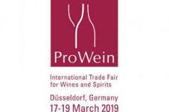 Δελτίο τύπου για την έκθεση Prowein 2019