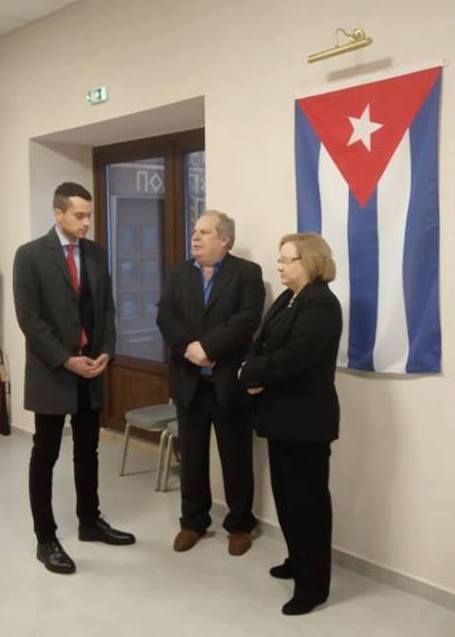Συνέντευξη με την πρέσβη της Κούβας Zelmys María Domínguez Cortina