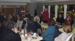 ΒΕΡΟΙΑ: Εκδήλωση για τις εκλογές και την ενίσχυση του ΚΚΕ σε όλες τις κάλπες