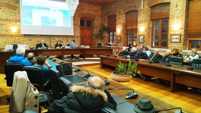 Πραγματοποιήθηκε η ετήσια γενική συνέλευση των Φίλων του Ποταμού Τριπόταμου