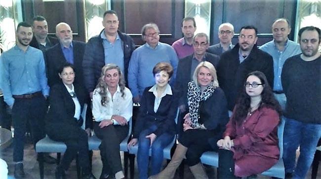 Οι πρώτοι 17 υποψήφιοι της Ίλιας Ιωσηφίδου και της 'Δύναμης Δημιουργίας'