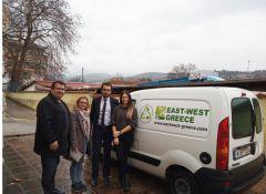 Παραδόθηκαν οι πρώτες ποσότητες ρούχων στην τράπεζα ενδυμάτων του Δήμου Βέροιας