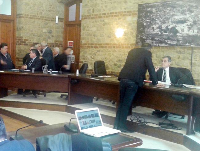 Περιφερειακό Συμβούλιο: Άσχημο δείγμα γραφής…