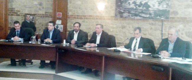 Με προεκλογικό χρώμα η συνεδρίαση του Περιφερειακού Συμβουλίου
