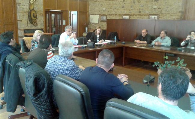 Βέροια: Ενημερωτική συνάντηση για τα περιφερειακά ιατρεία
