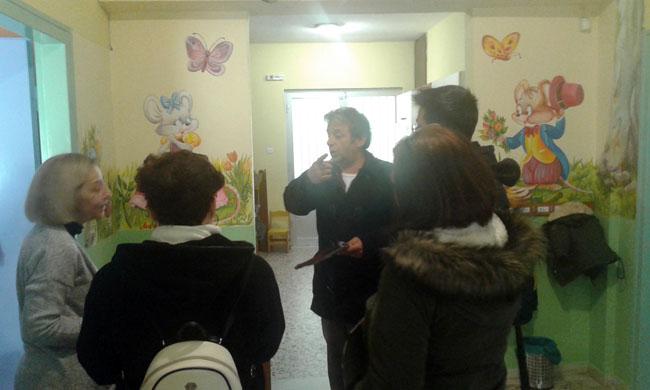 Περιοδεία της ΛΑΙΚΗΣ ΣΥΣΠΕΙΡΩΣΗΣ σε παιδικούς σταθμούς στη Βέροια