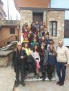 ΣΥΛΛΟΓΟΣ ΒΛΑΧΩΝ ΒΕΡΟΙΑΣ: Επίσκεψη από το Γυμνάσιο Καλυβίων Αττικής