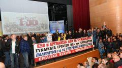 Η ηγεσία της ΓΣΕΕ ξέχασε να στείλει επιστολές στα αφεντικά της σε ΕΕ, ΔΝΤ και Βιομήχανους