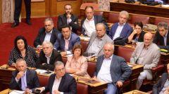 ΚΟΙΝΟΒΟΥΛΕΥΤΙΚΗ ΟΜΑΔΑ ΤΟΥ ΚΚΕ: Τροπολογίες για διαγραφή χρεών προς δήμους και μη συμψηφισμό επιδομάτων με την προσωπική διαφορά
