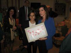 Επίσκεψη της Βουλευτού Άννας Μισέλ Ασημακοπούλου στο Σπίτι της Βεργίνας