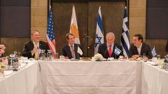 ΓΡΑΦΕΙΟ ΤΥΠΟΥ ΤΗΣ ΚΕ ΤΟΥ ΚΚΕ: Σε αντίθεση με τα συμφέροντα των λαών η πολυδιαφημισμένη συνάντηση των κυβερνήσεων Ελλάδας, Ισραήλ, Κύπρου