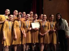 Οι διακρίσεις της Σχολής Χορού της ΚΕΠΑ στο Veria Dance Competition 2019