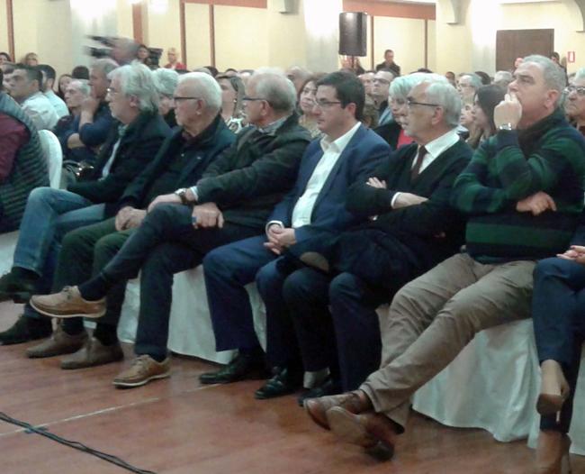 Παρόντες οι υποψήφιοι βουλευτές του ΚΙΝΑΛ