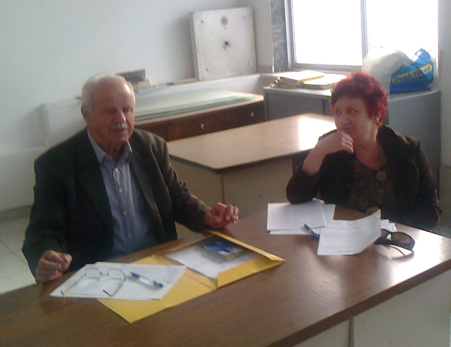 Γενική Συνέλευση Συνταξιούχων ΙΚΑ Βέροιας